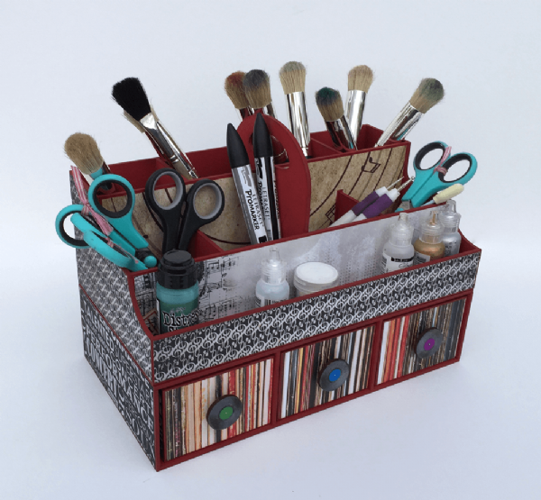 Brush & Utensil Holder